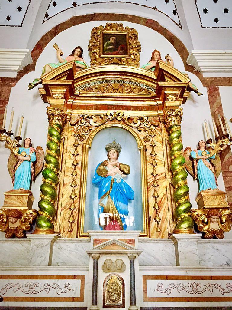 Foto altare