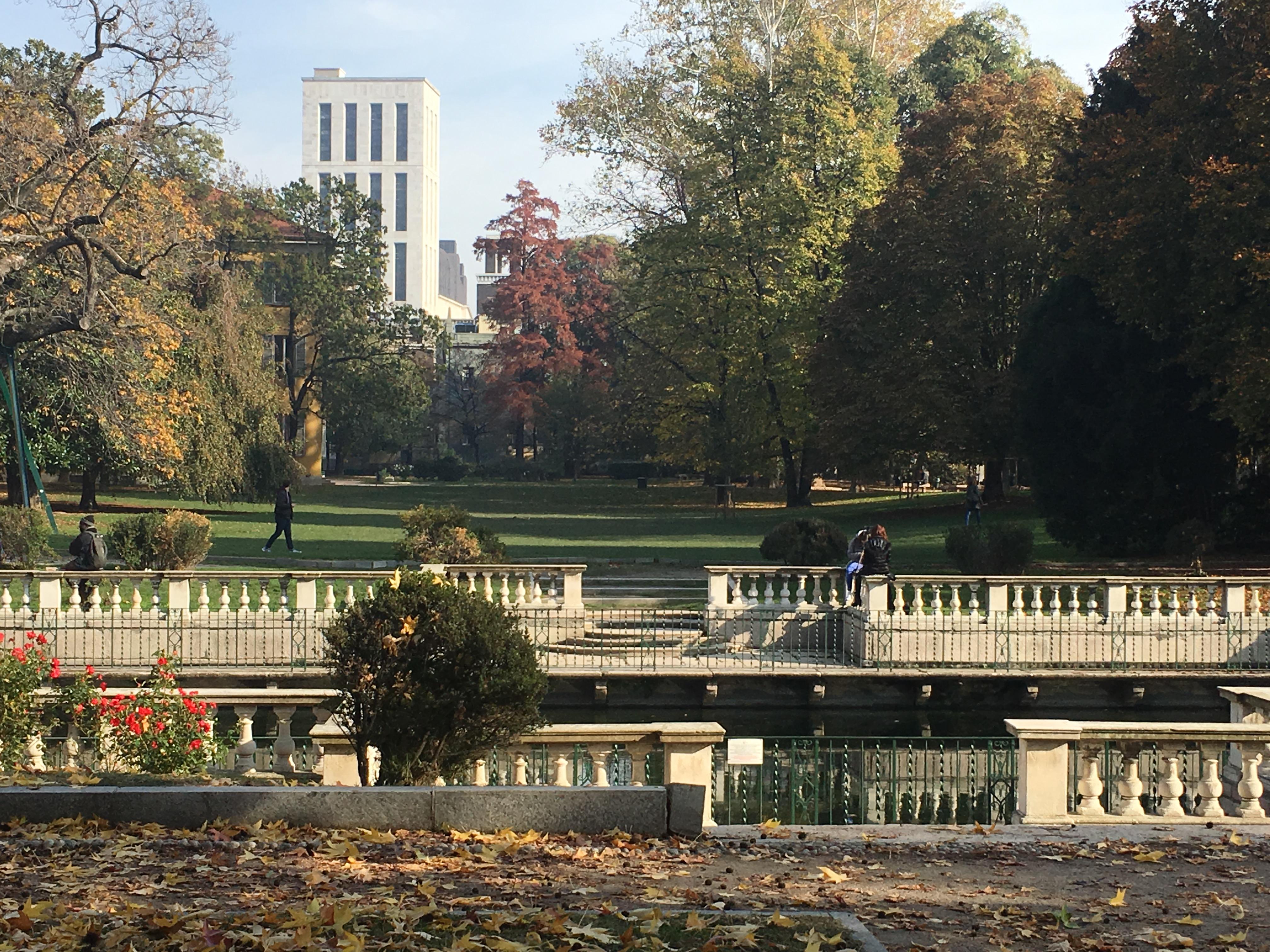 cosa vedere in due giorni a Milano - parco della Guastalla