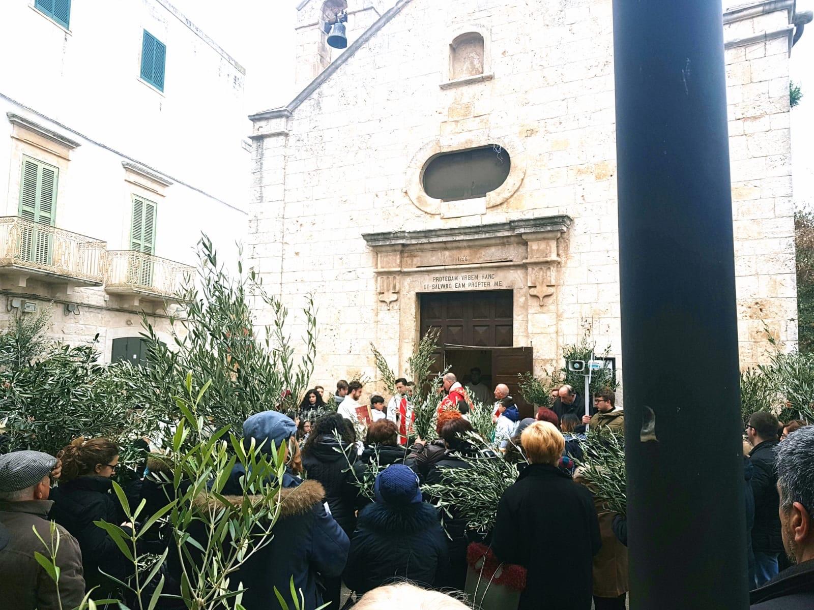 Domenica delle Palme in Puglia- Il Lupo e la Rondine