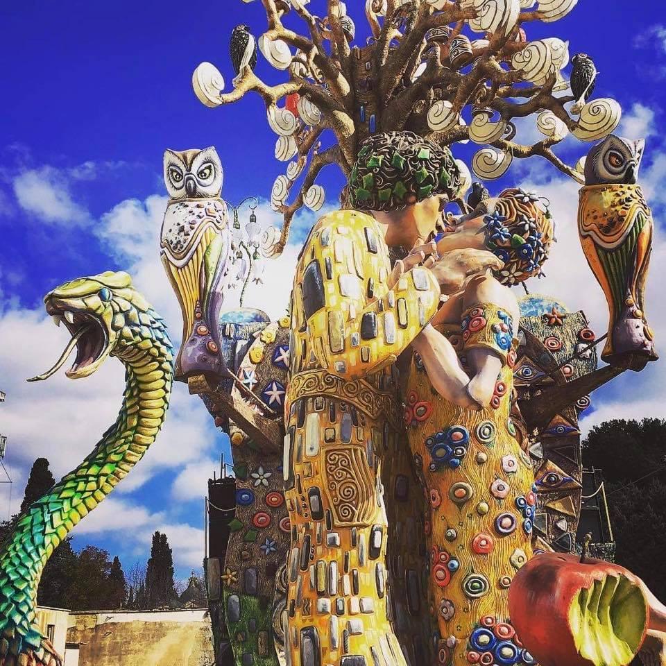 L'Italia in maschera – Turismo tematico e tradizione – Il Lupo e la Rondine