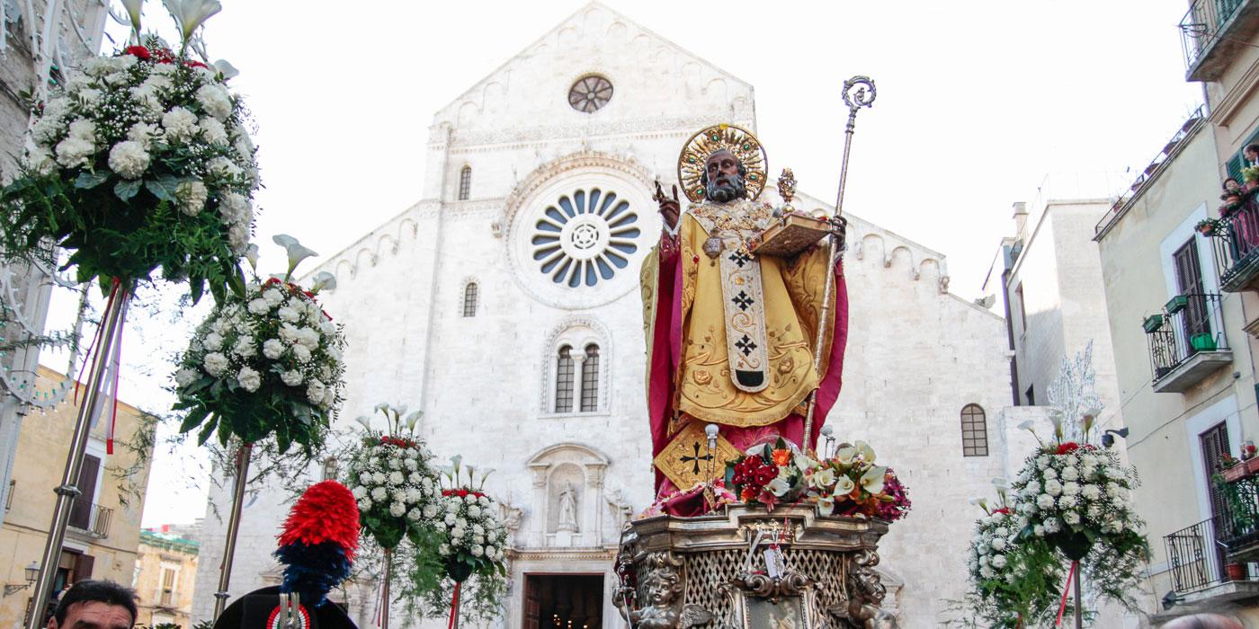 I giorni di San Nicola a Bari