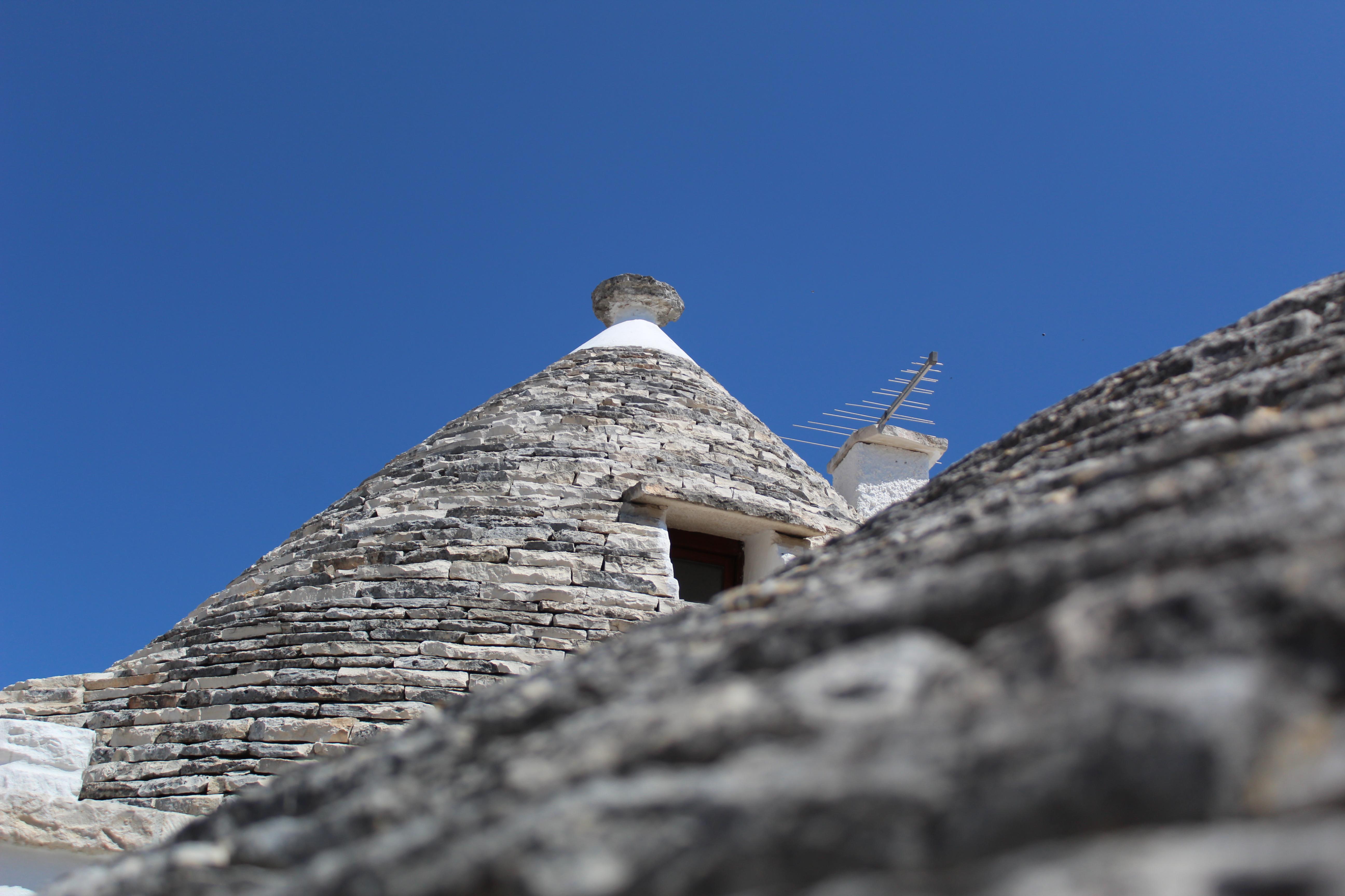 Trulli di Alberobello Particolare