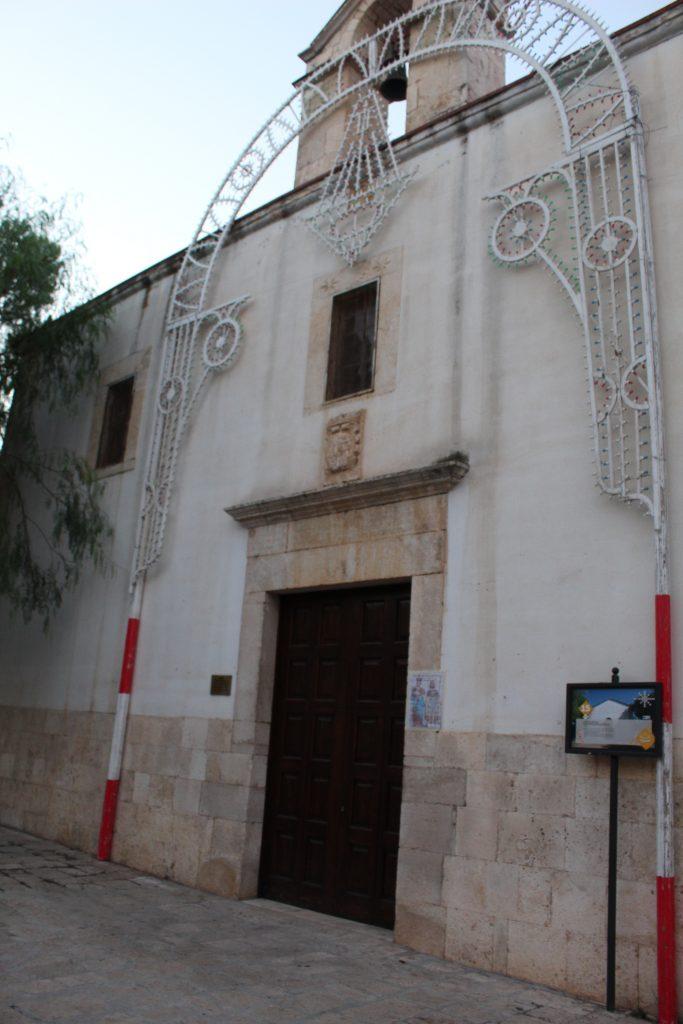 festa patronale di Toritto la Chiesa di San Rocco