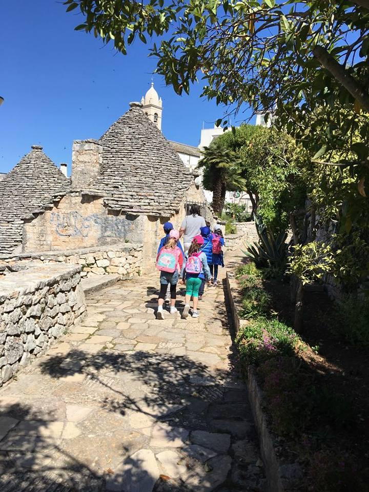 I martedì della Guida Turistica-In gita ad Alberobello