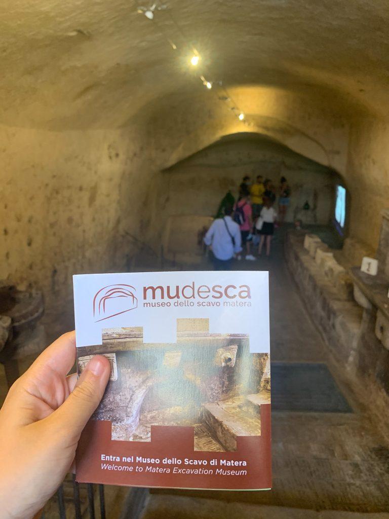 Cinque posti insoliti di Matera, il mudesca