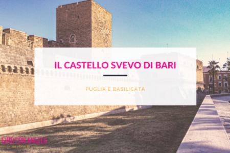 foto del castello Svevo di Bari