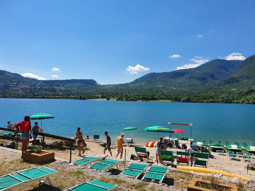 Laghi da visitare in Italia - Lago di Barrea