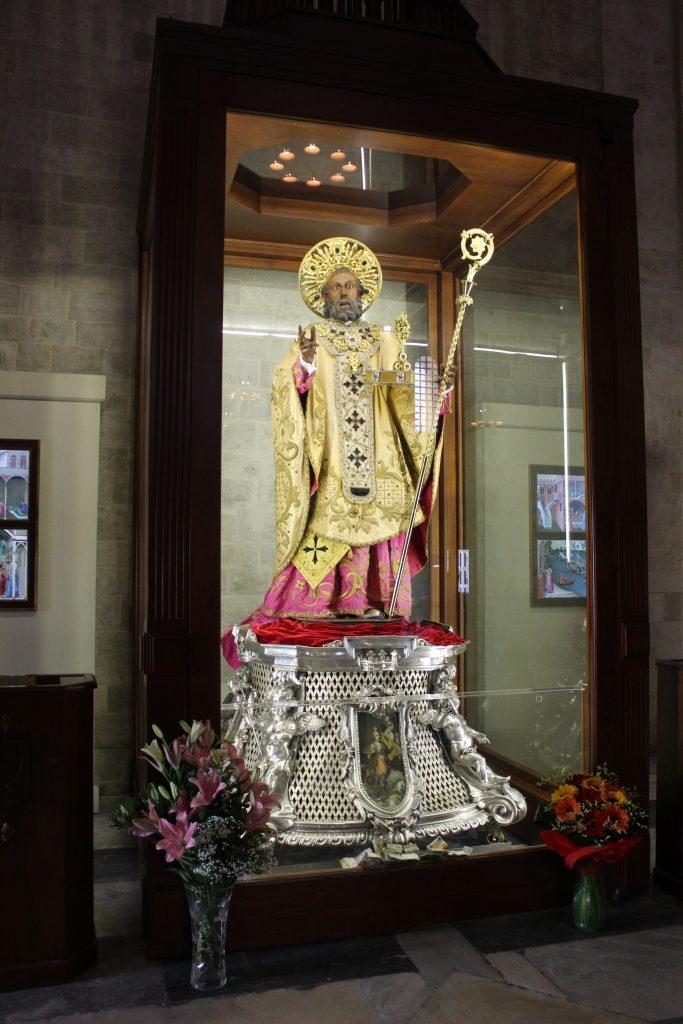 basilica di San Nicola - San Nicola