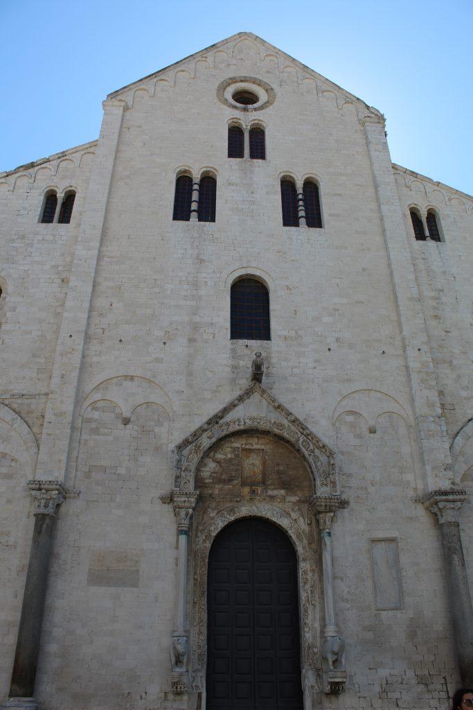 Basilica di San Nicola Facciata